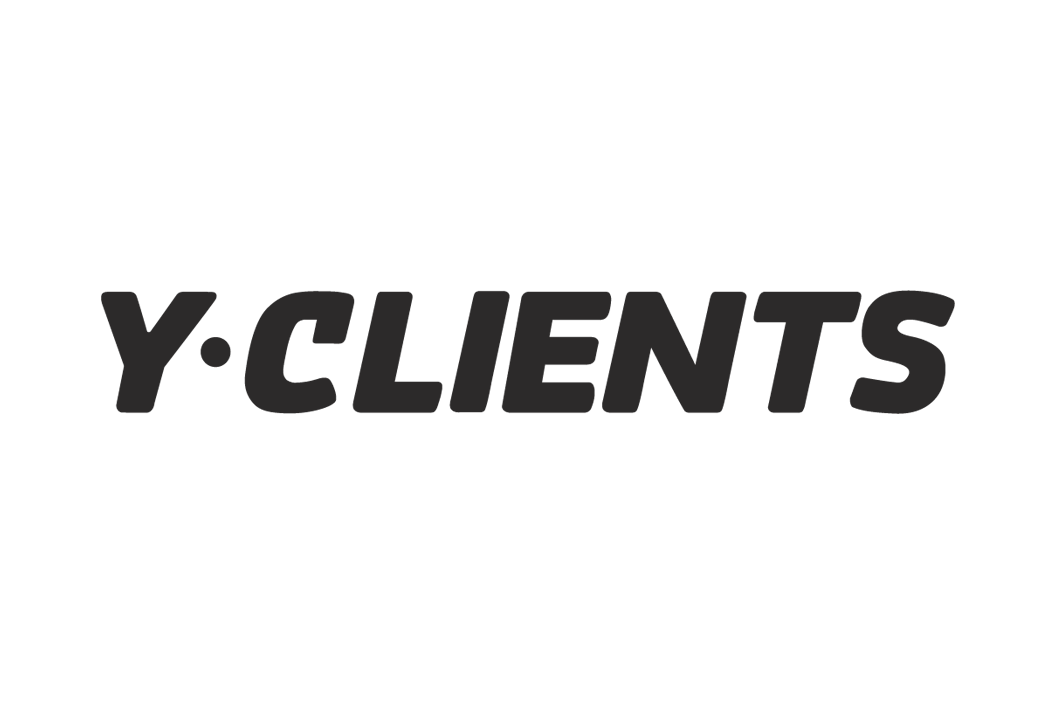 yclients logo transparent