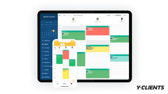 appointment schedule calendar
